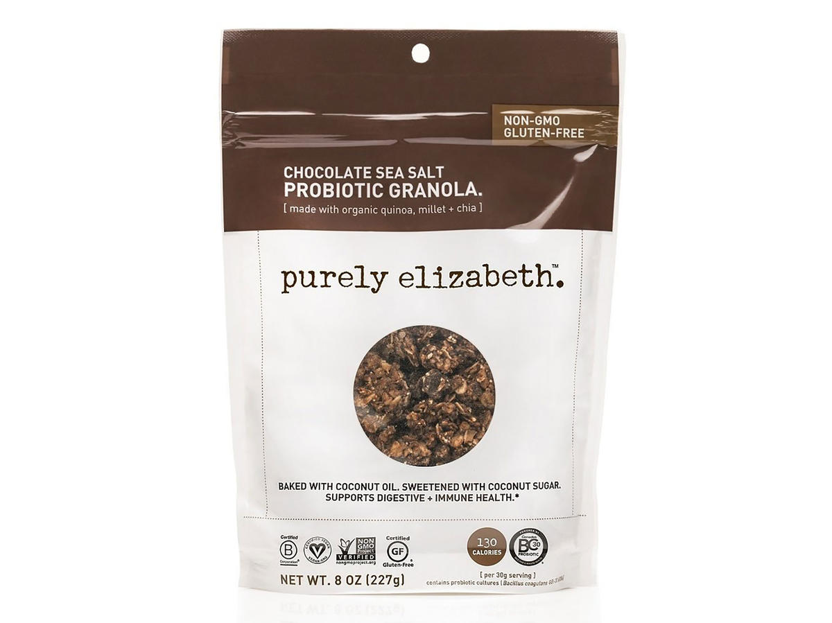Purely Elizabeth Granola Chocolate Sea Salt