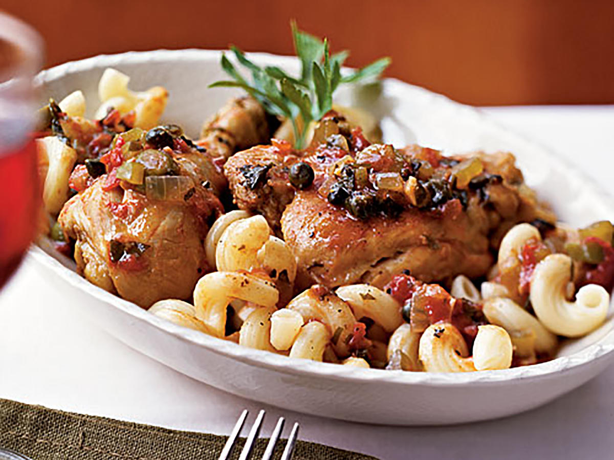 Easy Bistro Chicken Recipes