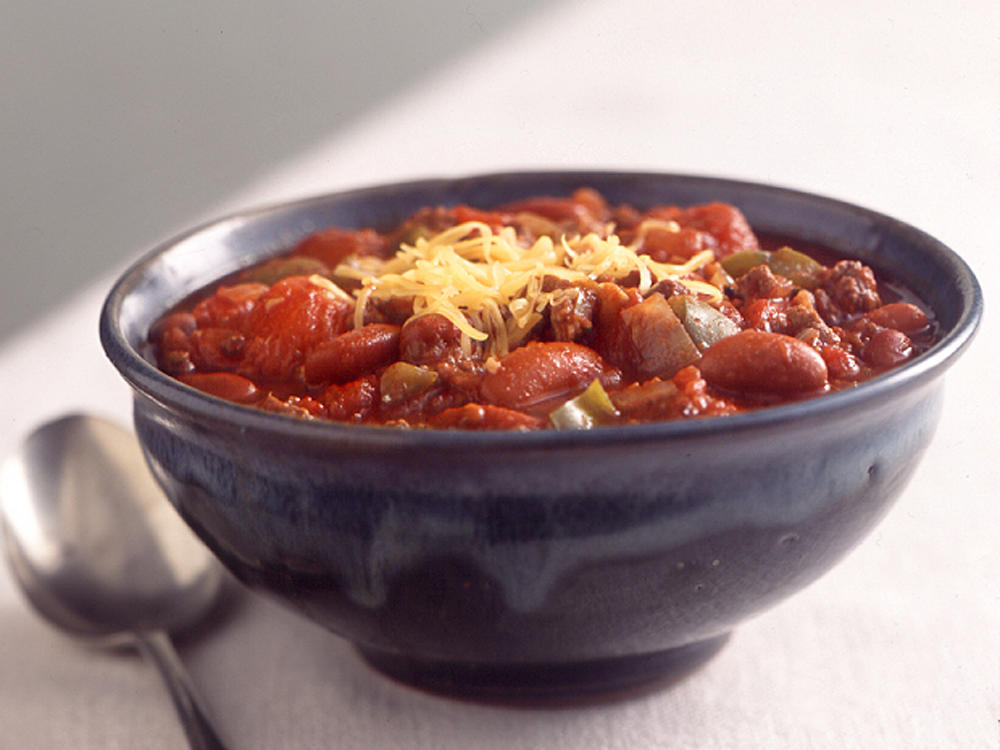 All American Chili Recipe