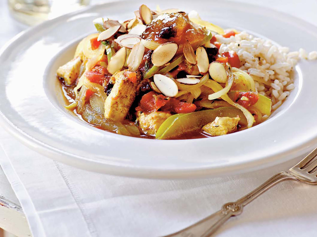 Country Captain Chicken Recipes