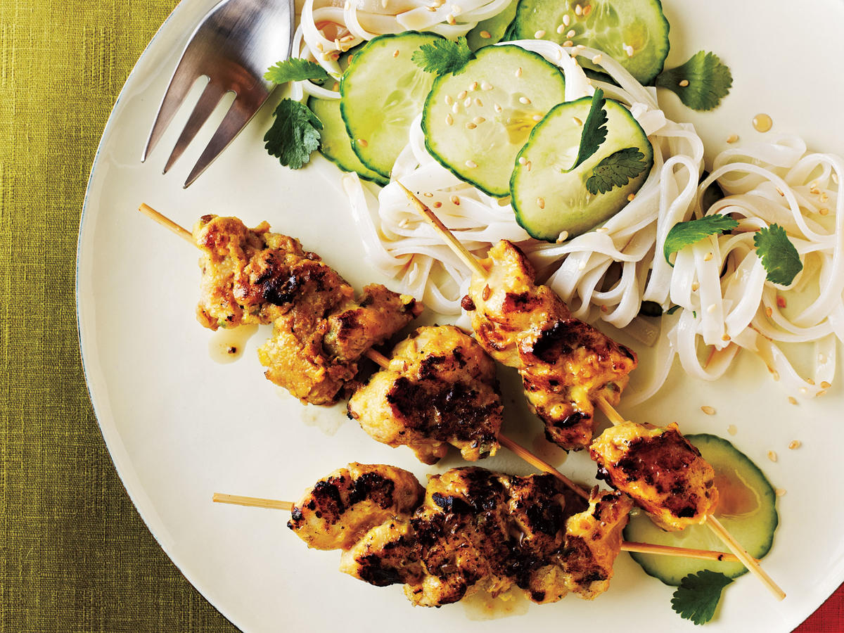 Chicken Satay Budget Cooking Recipe