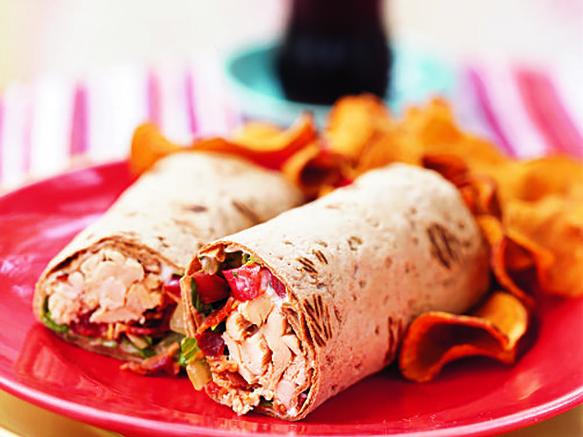Chicken and Bacon Roll-Ups Recipes