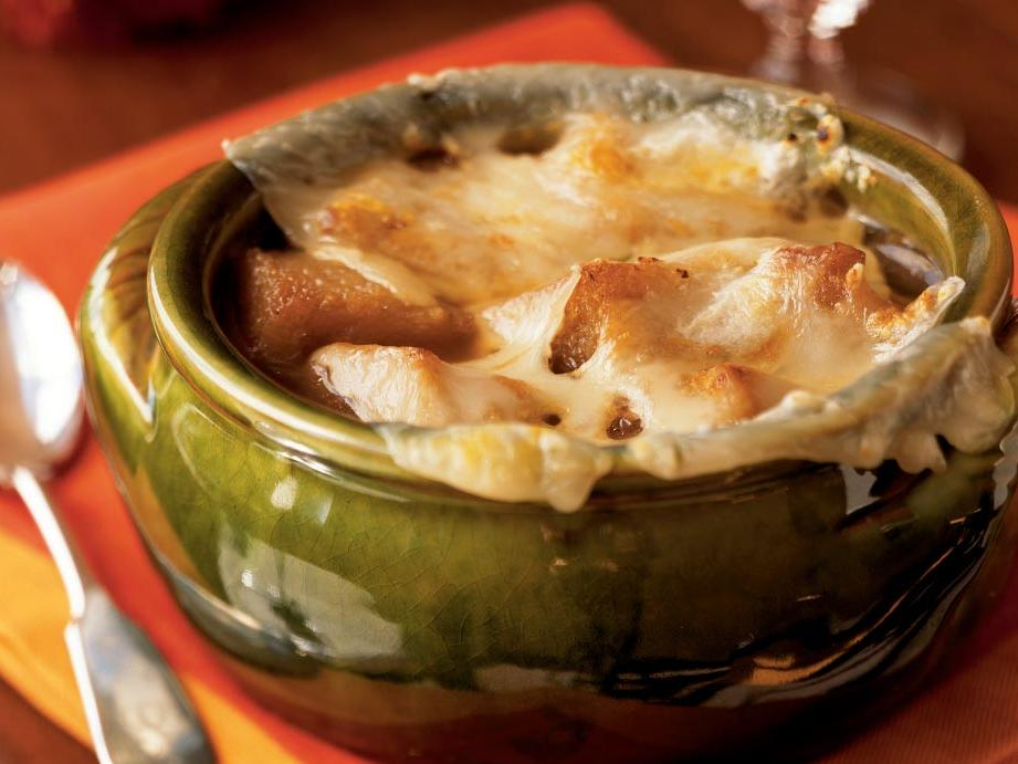Once you try this classic French Onion Soup recipe, you'll never try another. It culminates in a rich-tasting soup with melt-in-your-mouth onions.