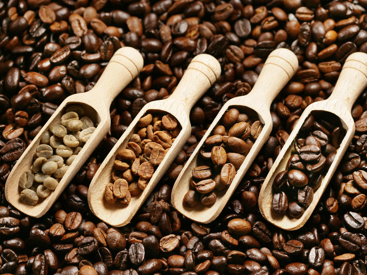 Harvard researchers found that people who drink 3 to 5 cups of coffee (caffeinated or decaf) a day may have a lower risk of developing neurological diseases and type 2 diabetes. Coffee lovers can thank chlorogenic acid, a compound in coffee that acts as an anti-inflammatory and decreases cells' insulin resistance. Caffeine also blocks adenosine, a chemical that inhibits the activity of nerve cells; several studies correlate caffeine intake with higher scores on memory tests.