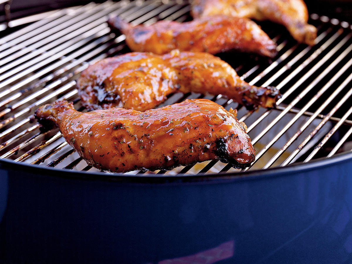 Grilled Chicken with Sriracha Glaze Recipes