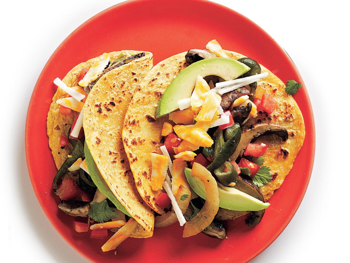 These tacos are fresh and delicious thanks to an all-star list of ingredients. Say goodbye to standard tacos and hello to a new favorite.