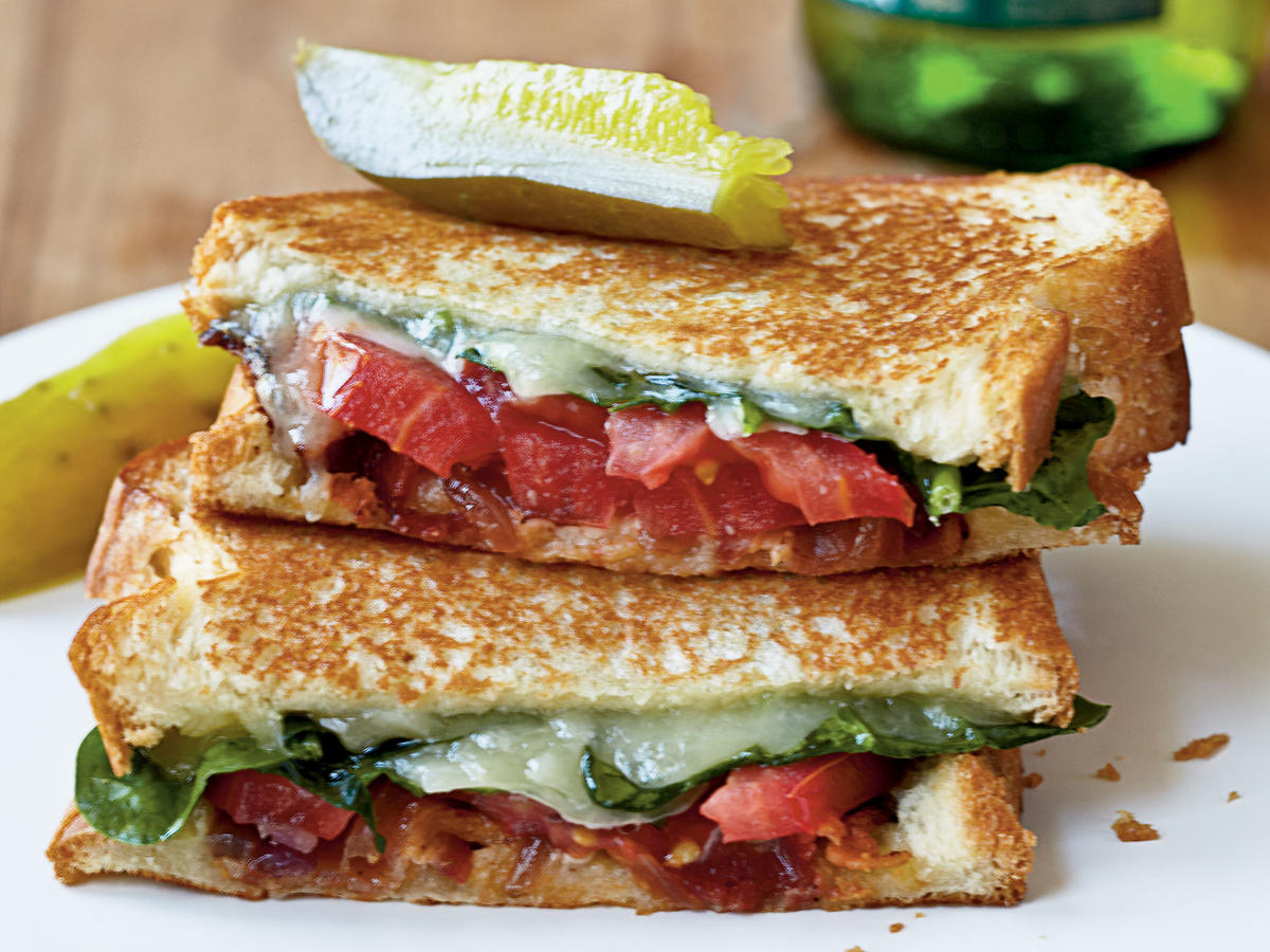 Budget Recipes Grown Up Grilled Cheese Sandwiches