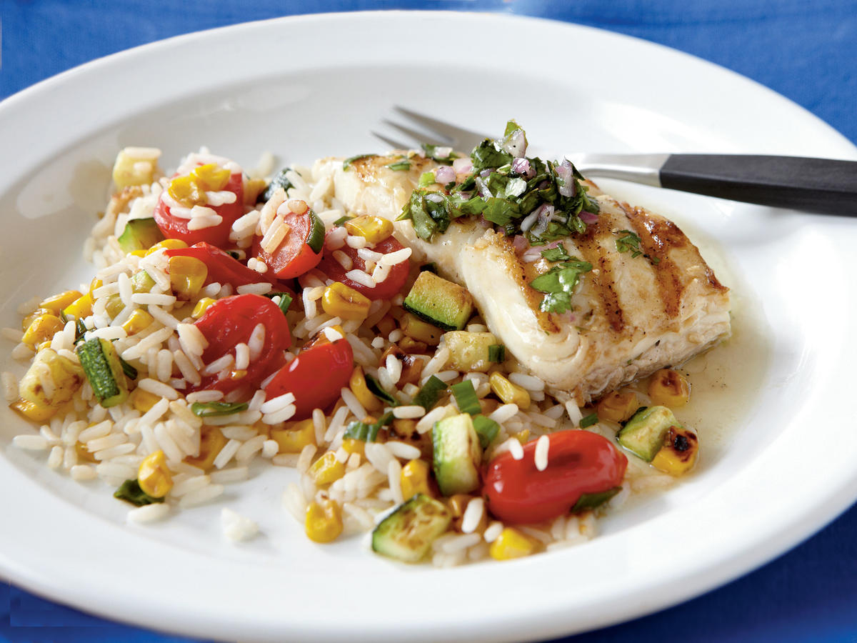 25 Best Seafood Recipes Cooking Light