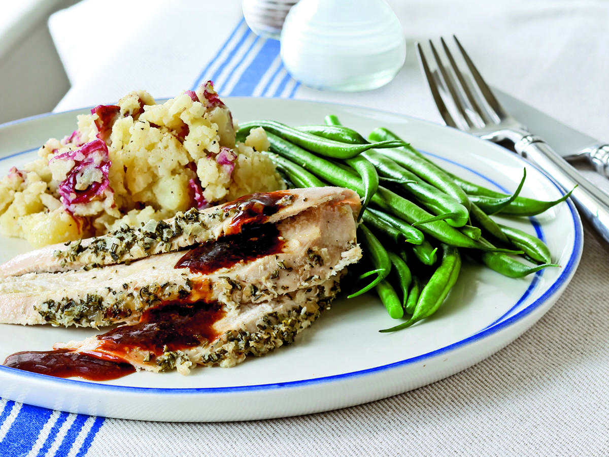 Herb Roast Chicken Recipes