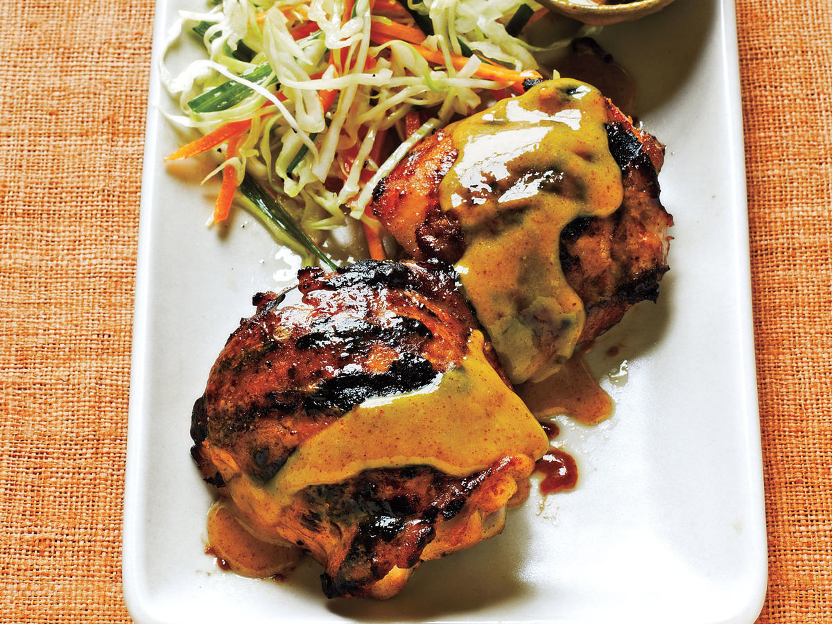Budget meals feed 4 for 10 cooking light maple mustard chicken thighs budget cooking recipe forumfinder Choice Image
