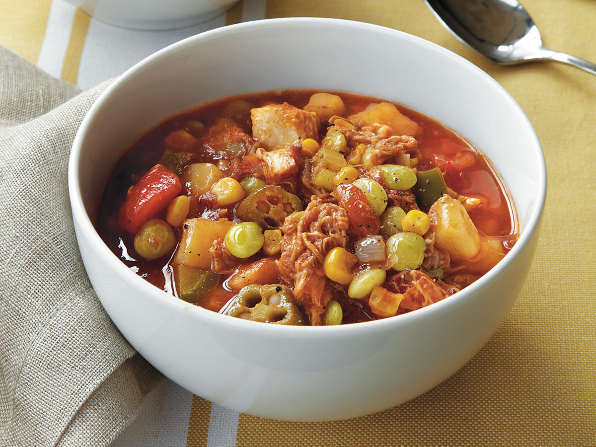 Easy Brunswick Stew Recipe
