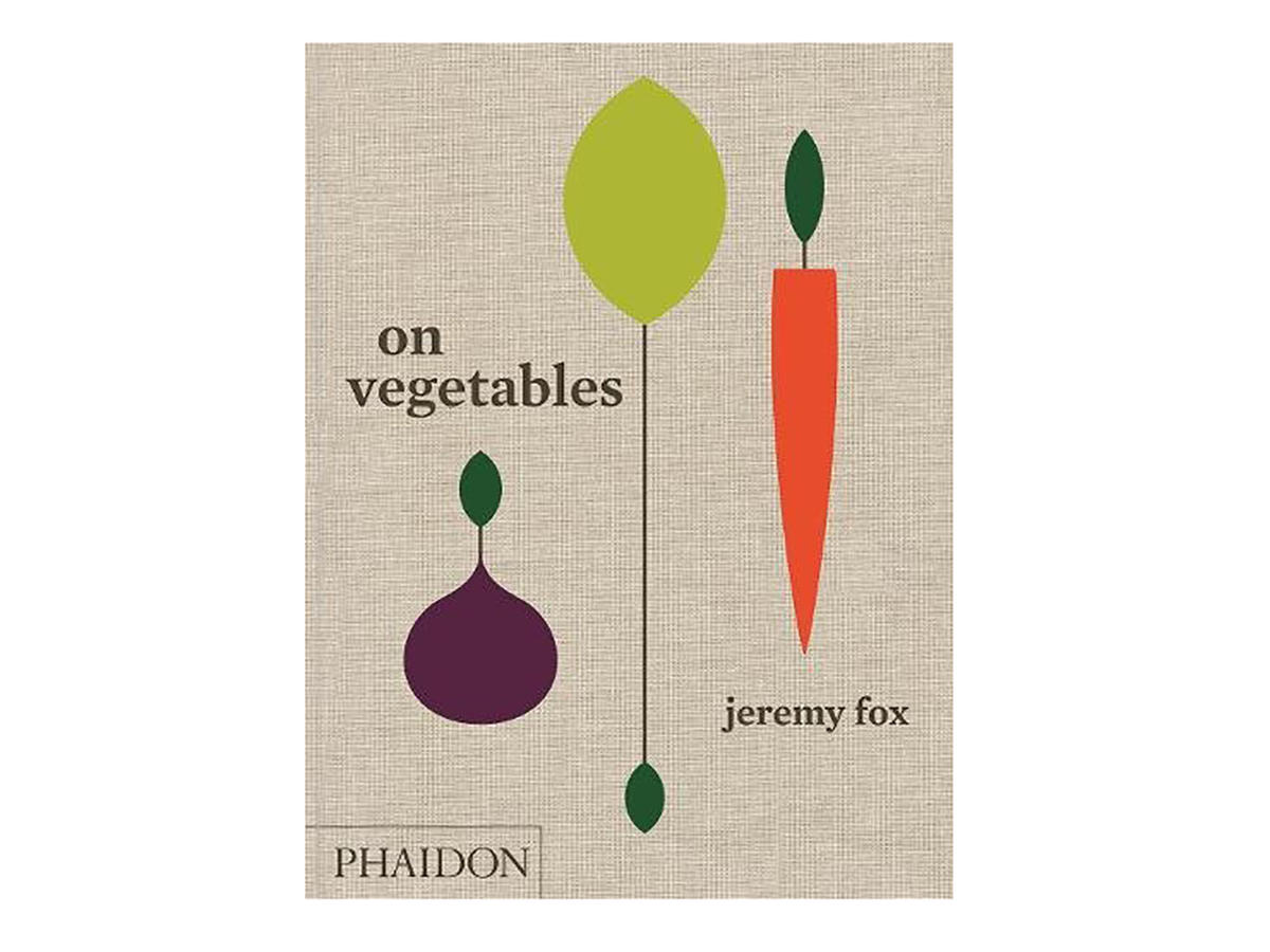 On Vegetables Cookbook