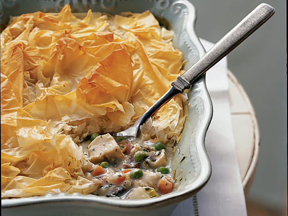 Chicken Potpie Recipe