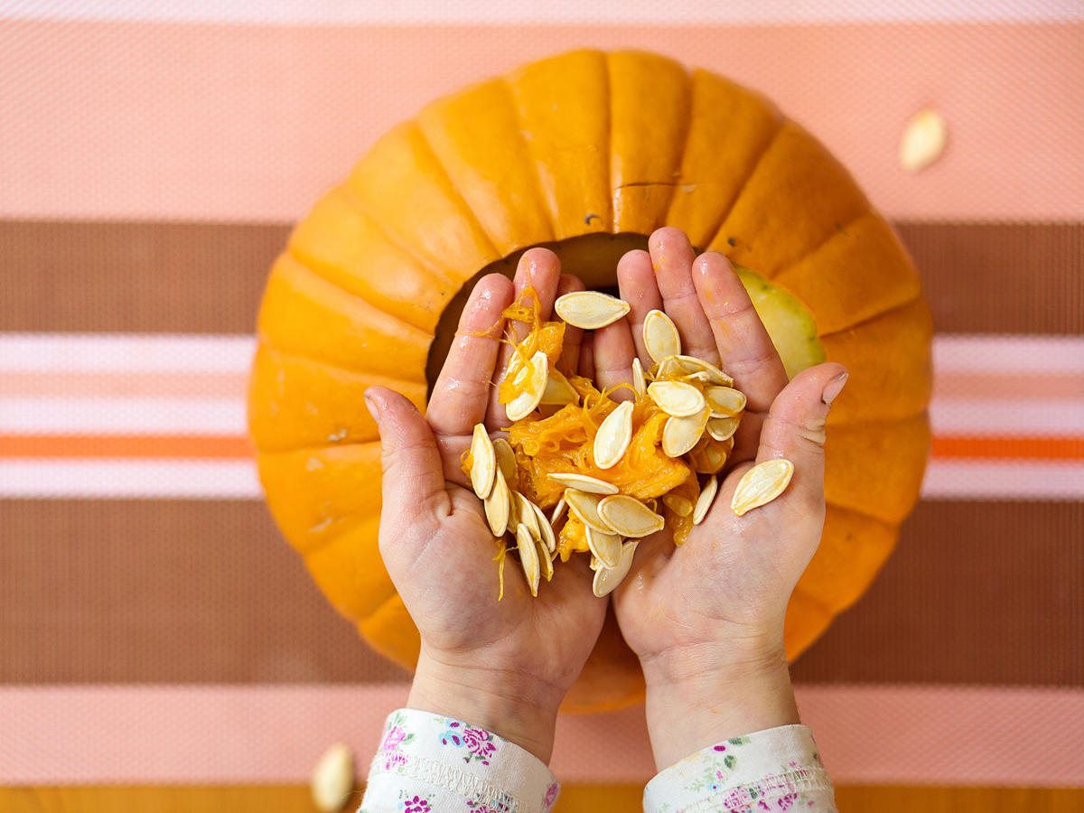 4 No-Carve Pumpkin Ideas to Up Your Halloween Decorating Game