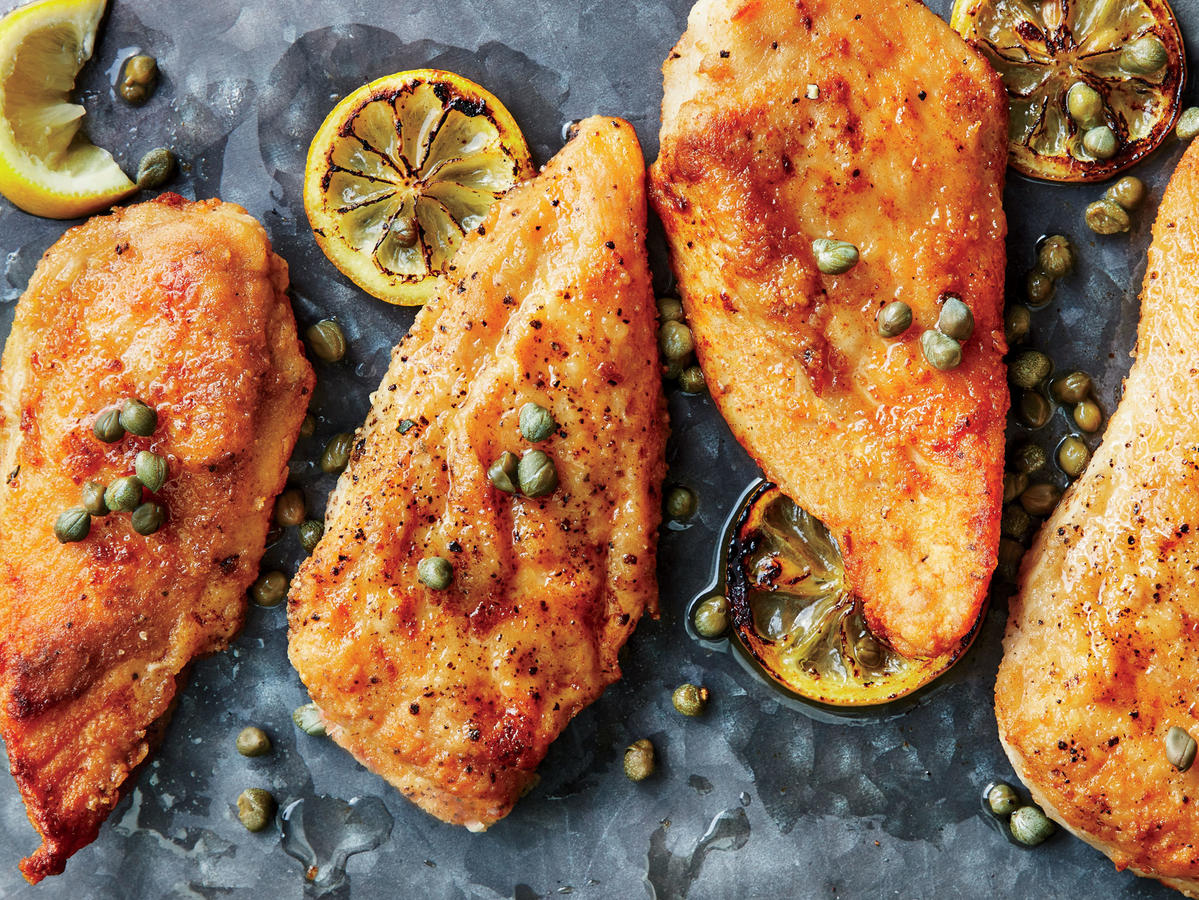 23 Healthy Chicken Dinners Ready in 45 Minutes or Less