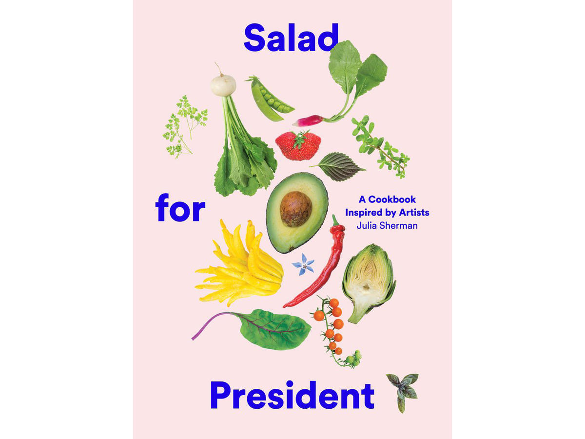 Salad for President Cookbook