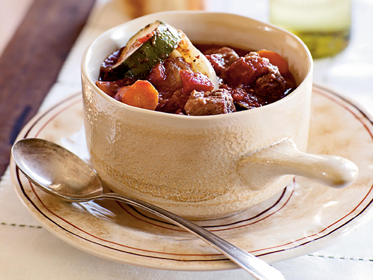 Provencal Beef Stew Recipe