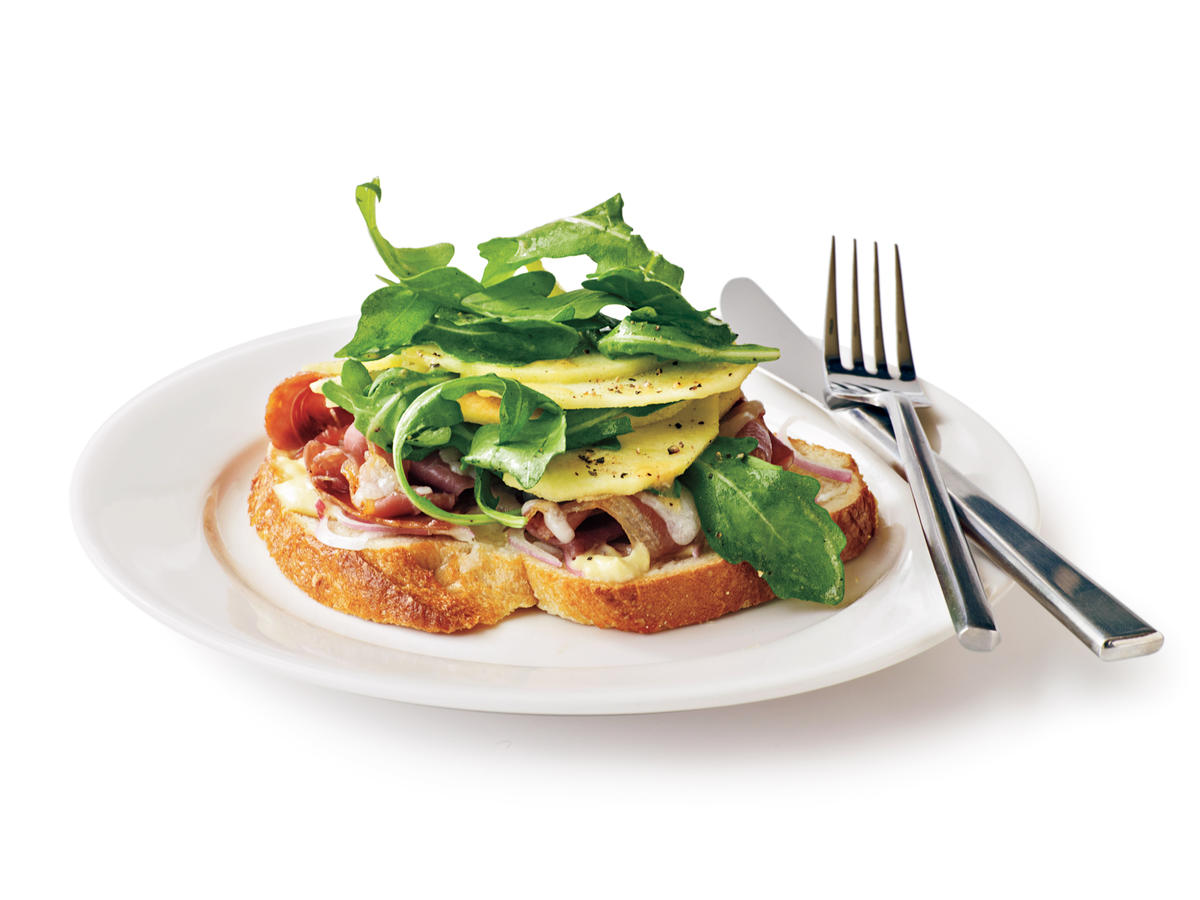 300-Calorie Sandwich Recipes - Cooking Light