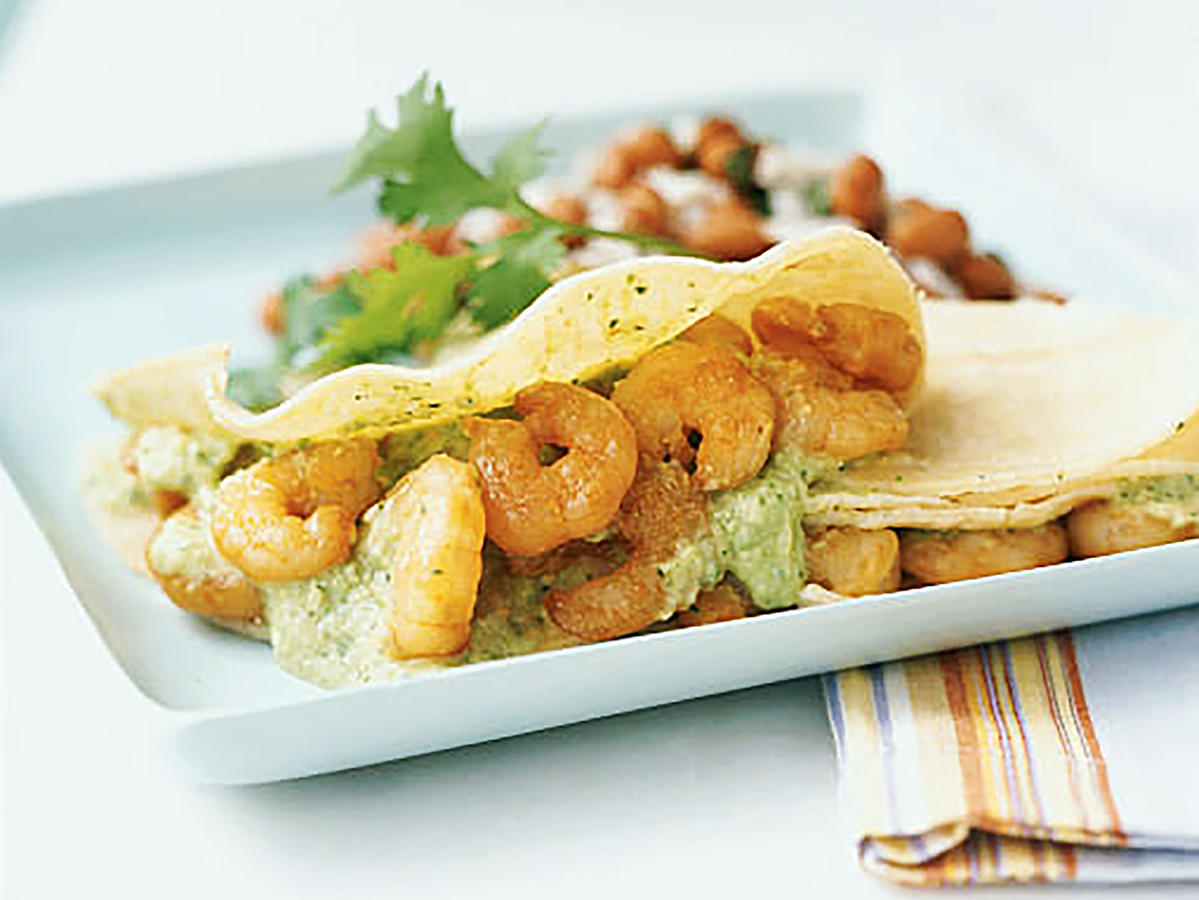 Shrimp Tacos Recipe
