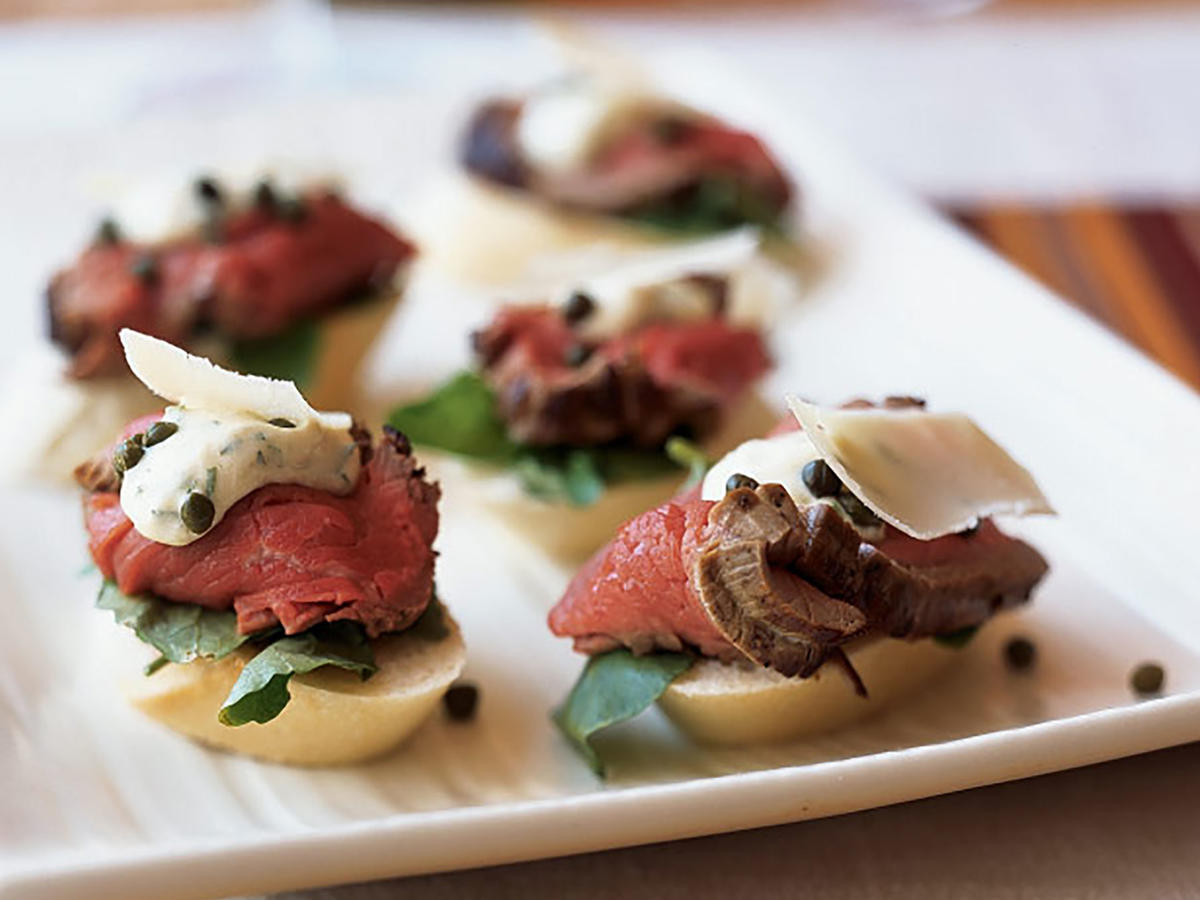 100 ideas for appetizers cooking light forumfinder Image collections