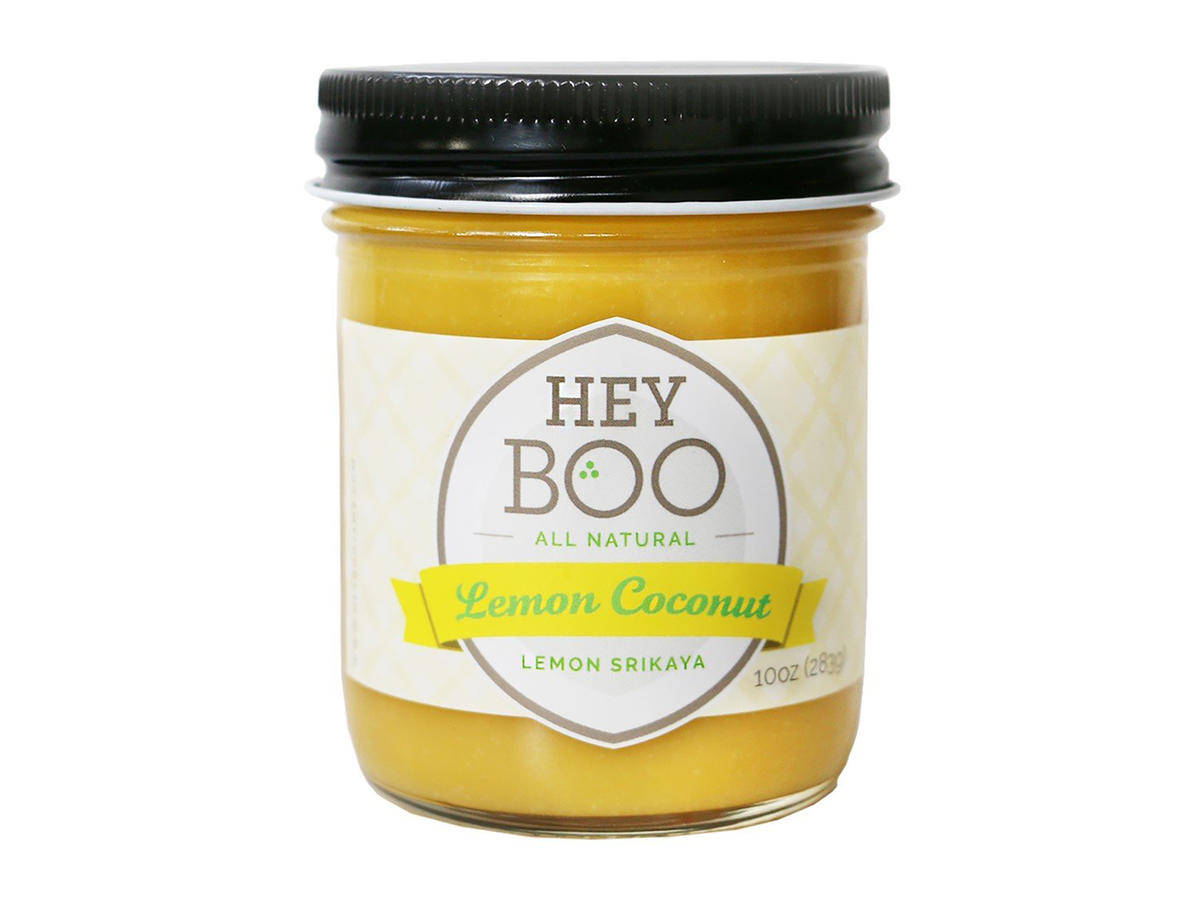 Hey Boo Lemon-Coconut Spreadable Jam
