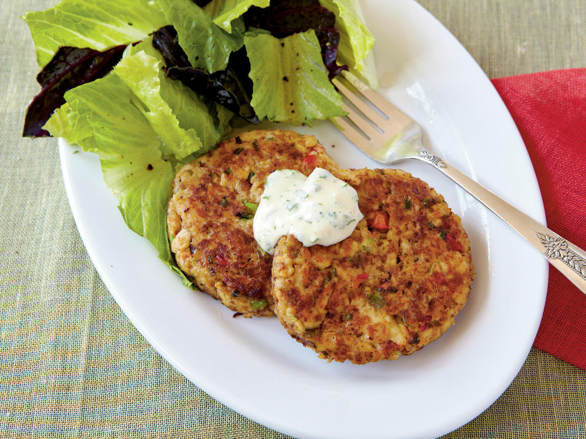 Salmon Croquettes Recipes