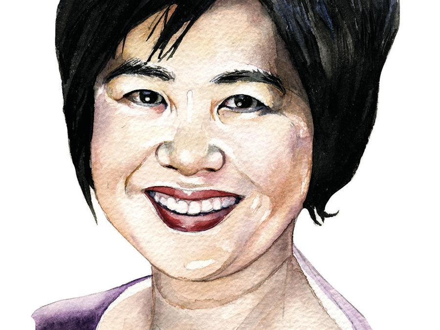 Andrea Nguyen Illustration