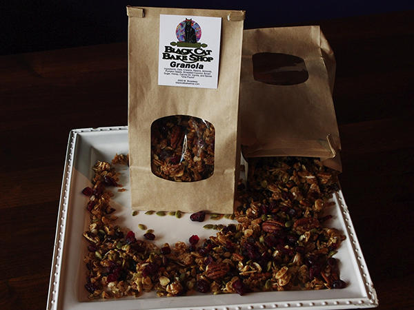Black Cat Bake Shop Granola
