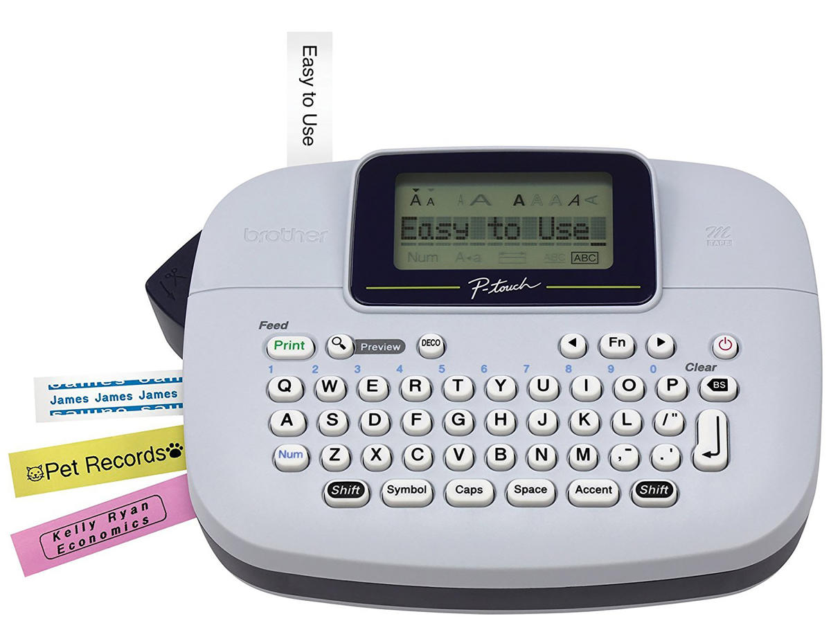 Brother Label Maker