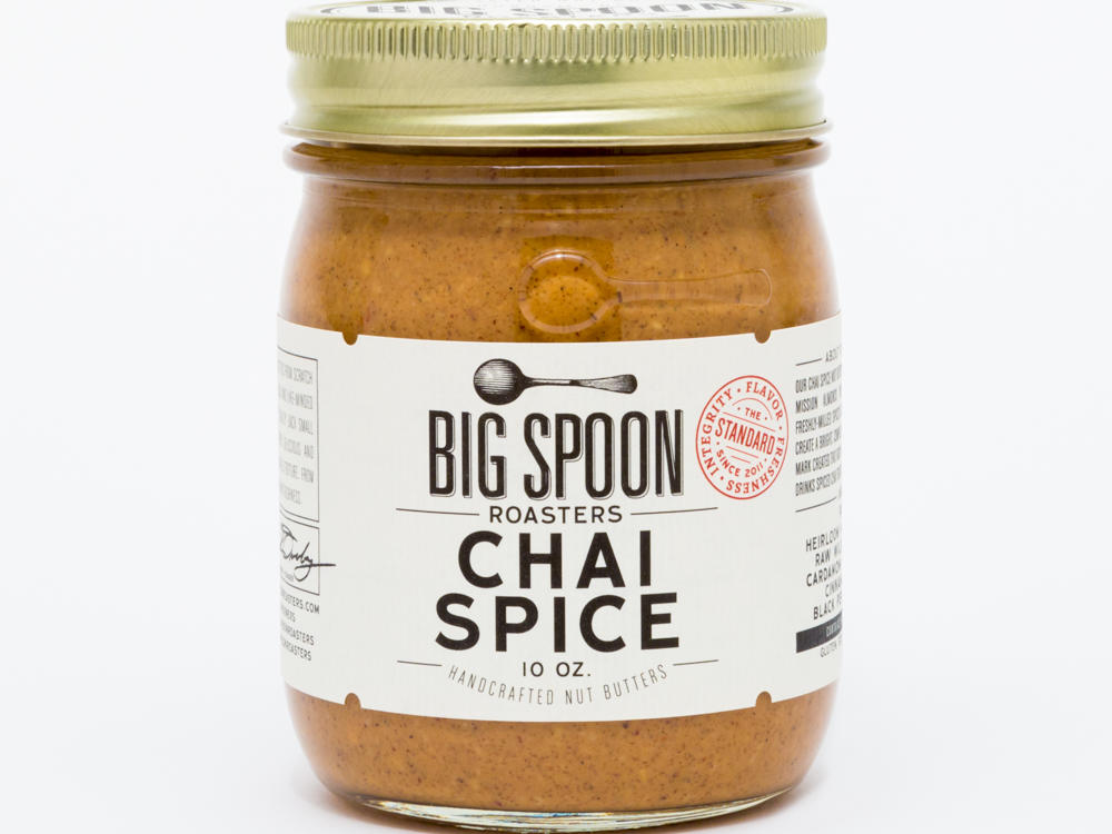 Chai Spice Nut Butter