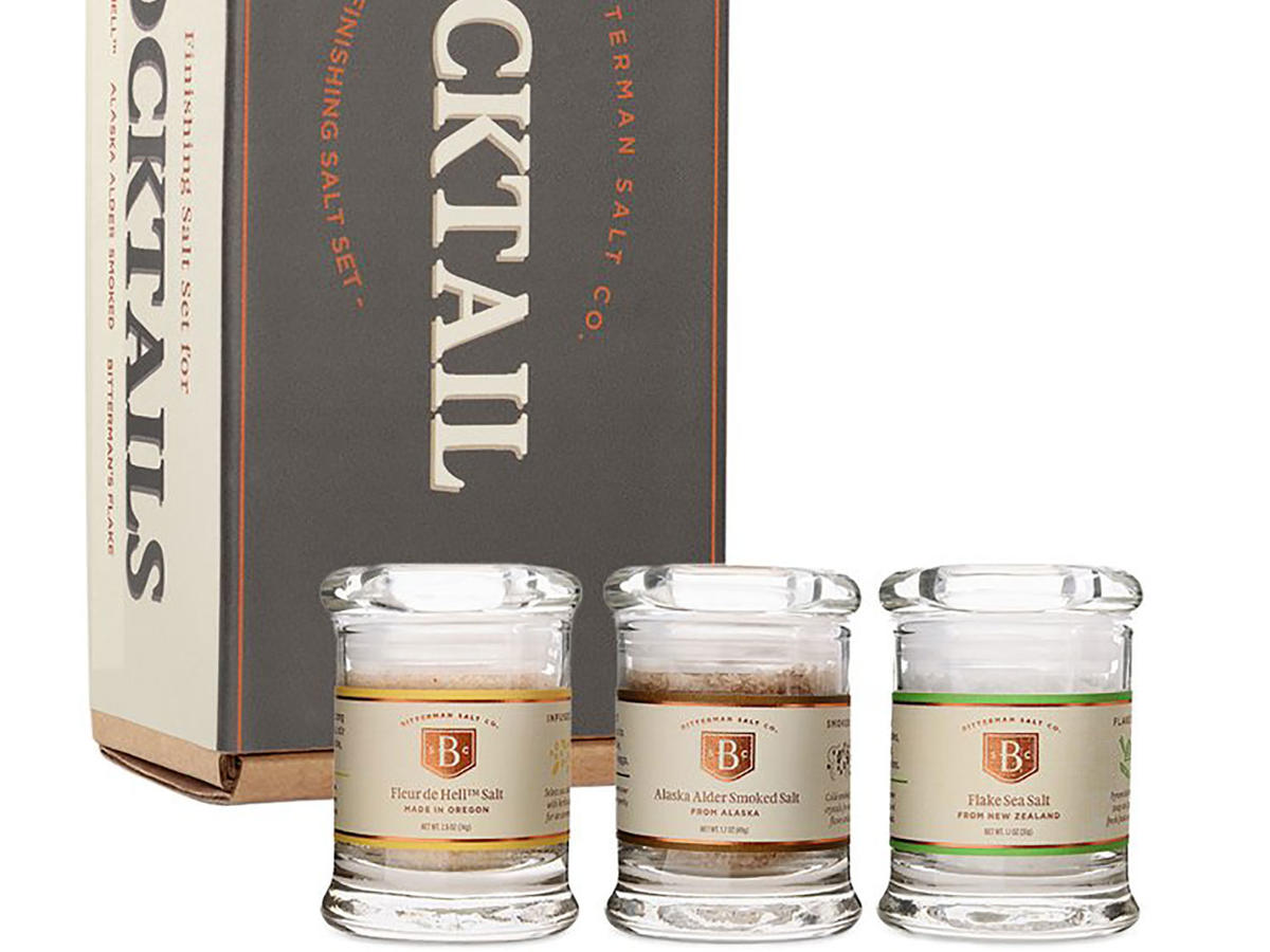 Bitterman Salt Cocktail Set