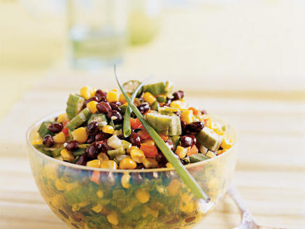 Corn and Summer Vegetable Saute