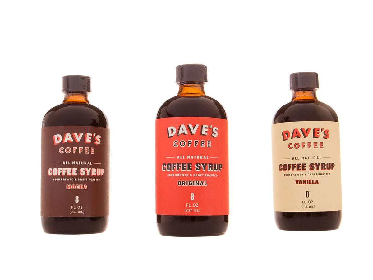 Sampler Coffee Syrup Pack (8oz)