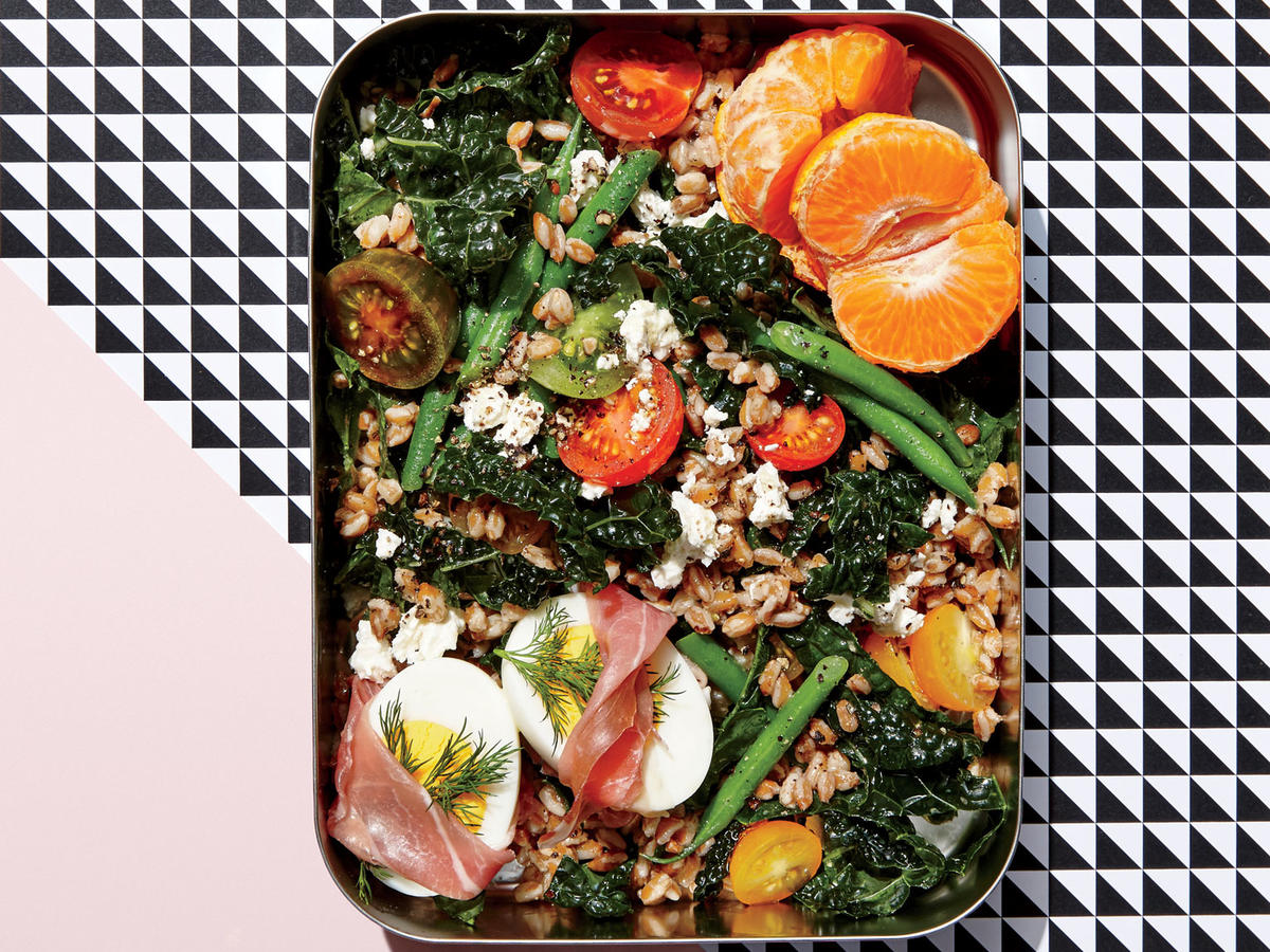 4 Make-Ahead Lunch Boxes That Will Make You Rethink a Packed Lunch