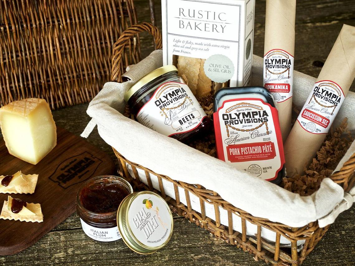 Olympia Provisions The Entertainer Gift Hamper