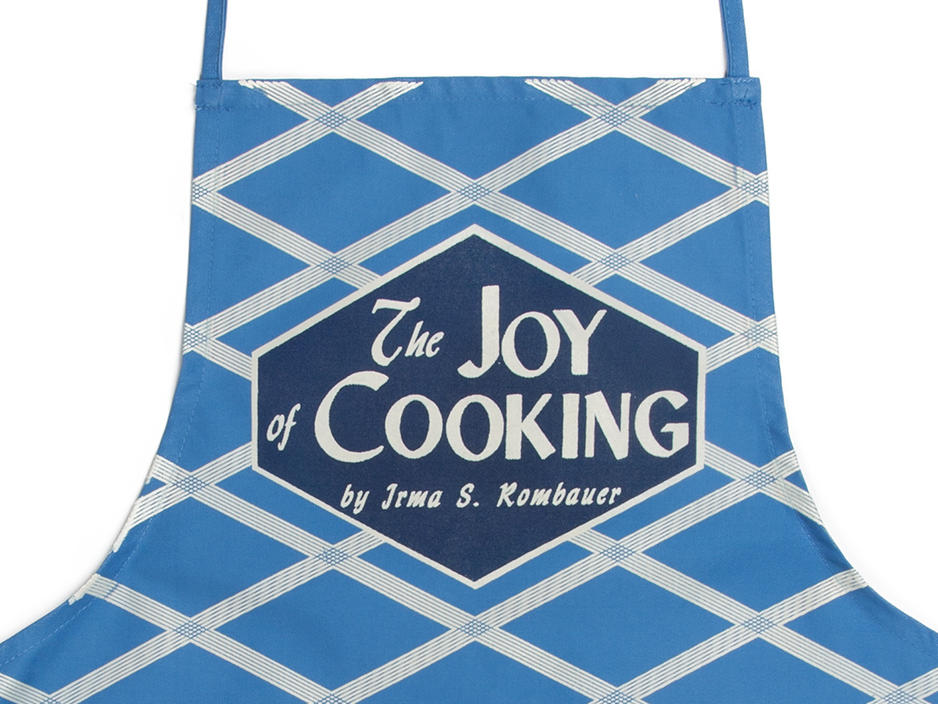 "Out of Print ""The Joy of Cooking"" Apron"