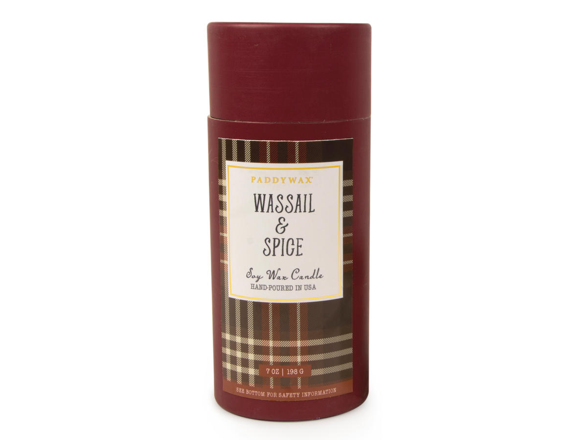 Paddywax Wassail and Spice Soy Wax Candle
