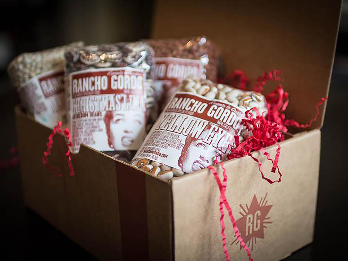 Rancho Gordo Favorites Gift Box