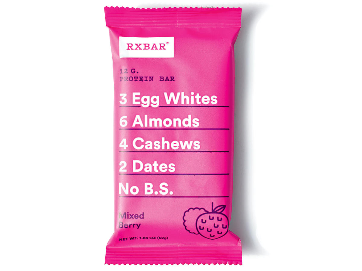 RXBars Protein Bar (Mixed Berry)