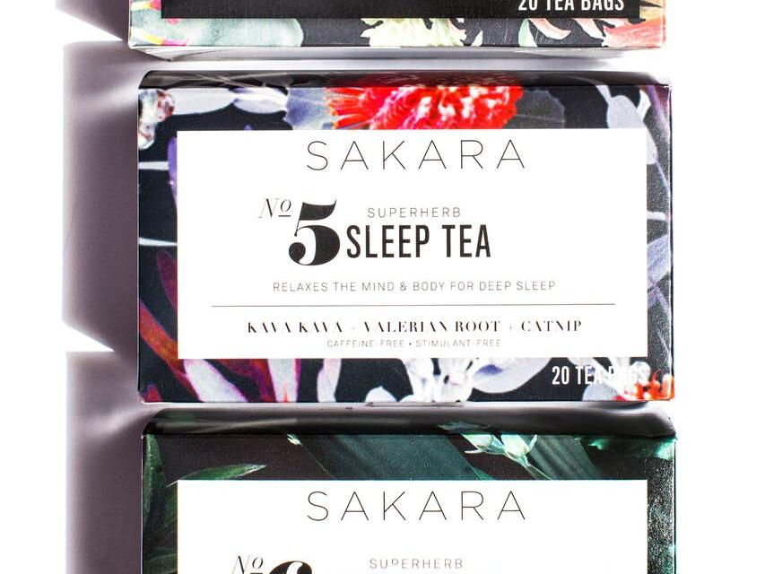 Sakara Tea Collection