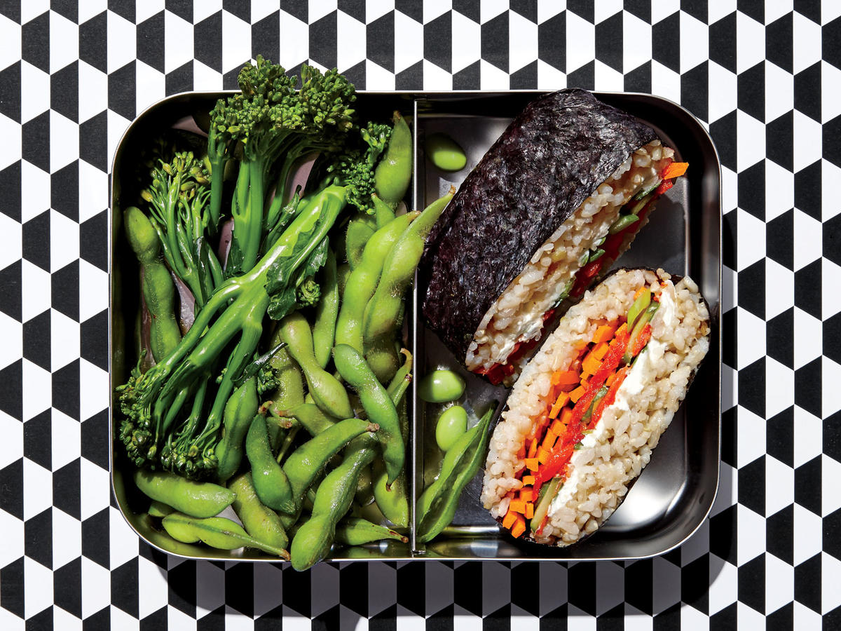 Sushi Sandwich Lunch Box