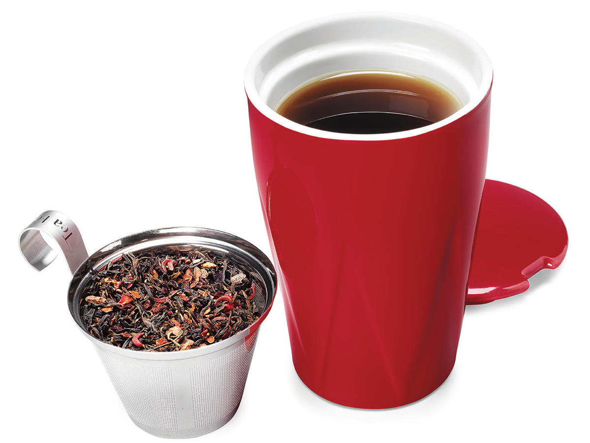 Tea Forté Kati Steeping Cup and Infuser