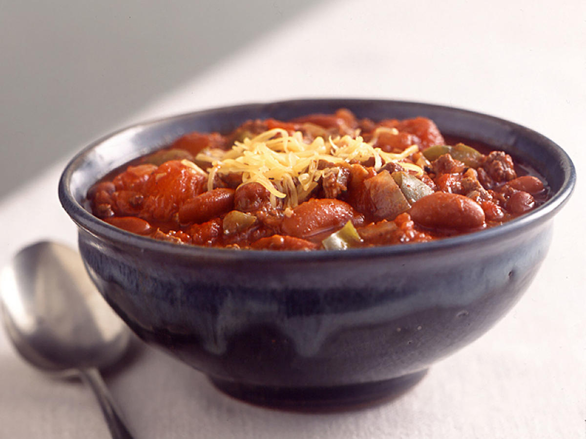 Healthy All-American Chili Recipe