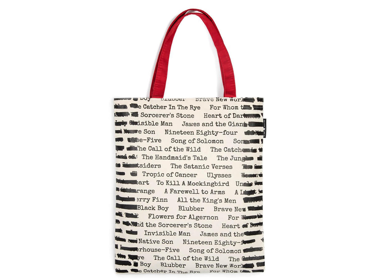 Banned Books Tote