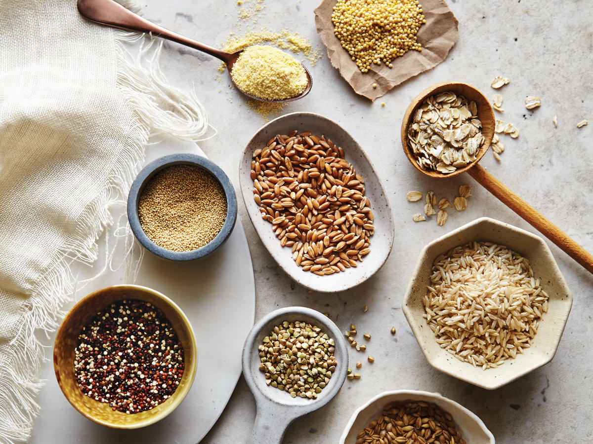 How to Store Whole Grains, Whole-Grain Flours, and Nuts So They Last Longer
