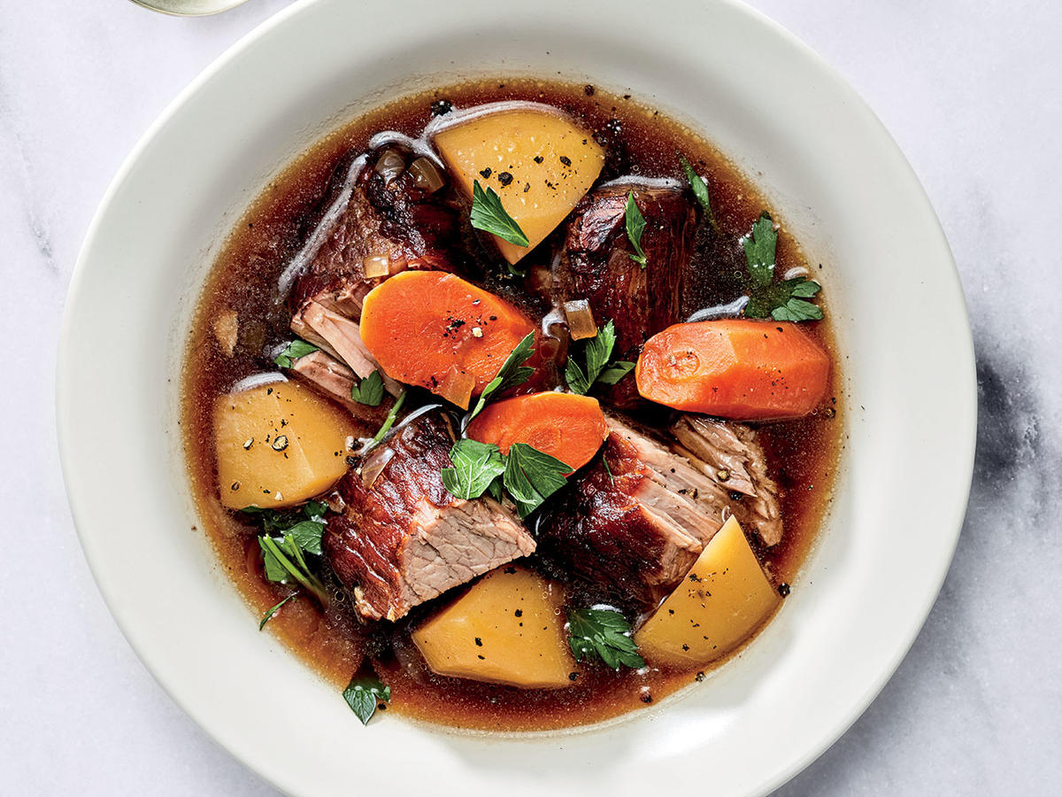 Wednesday: Classic Beef Pot Roast