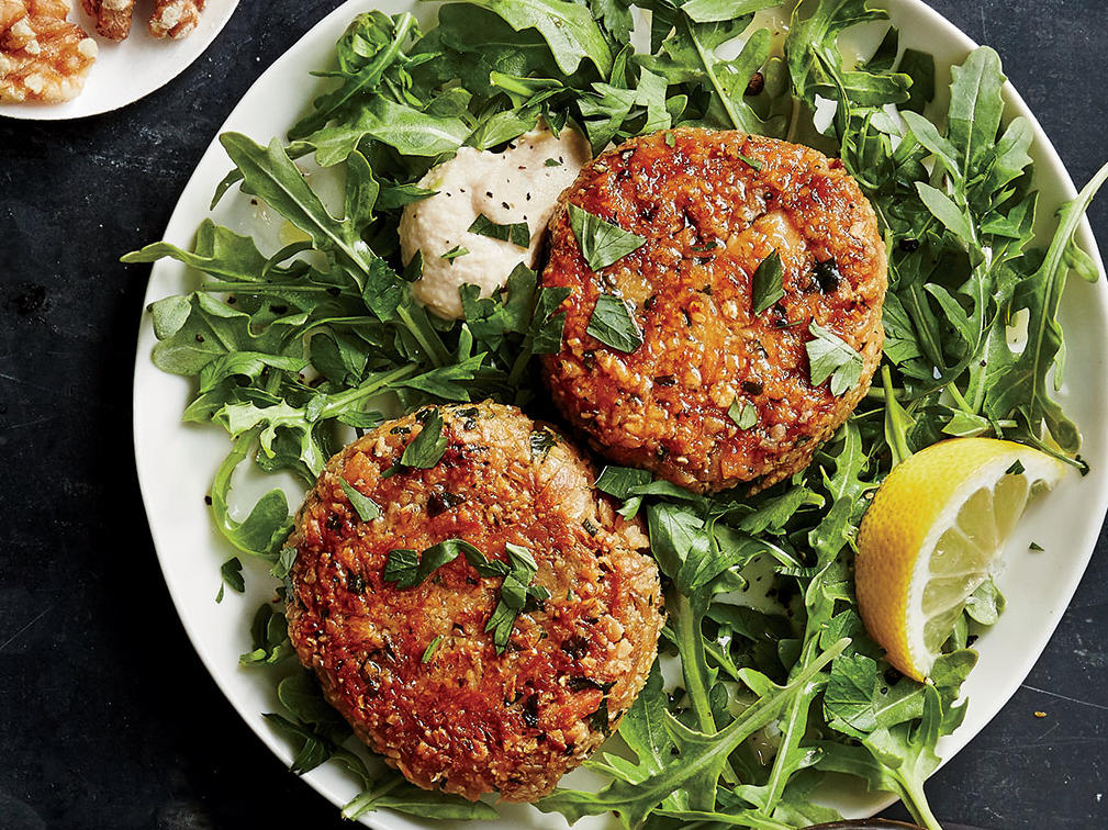 Day 3 Lunch: Crispy Tuna Cakes