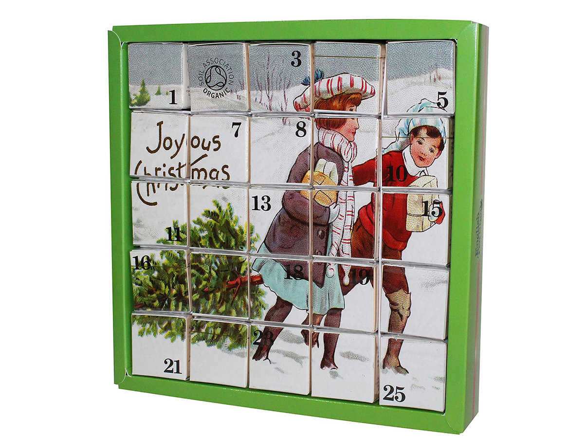 English Tea Shop Advent Calendar