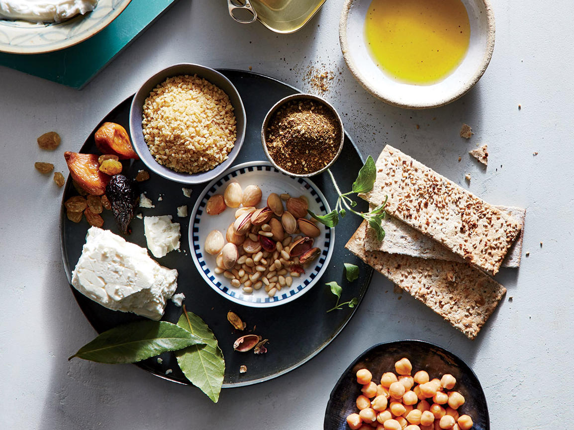 13 Pantry Staples to Buy Before You Try the Mediterranean Diet