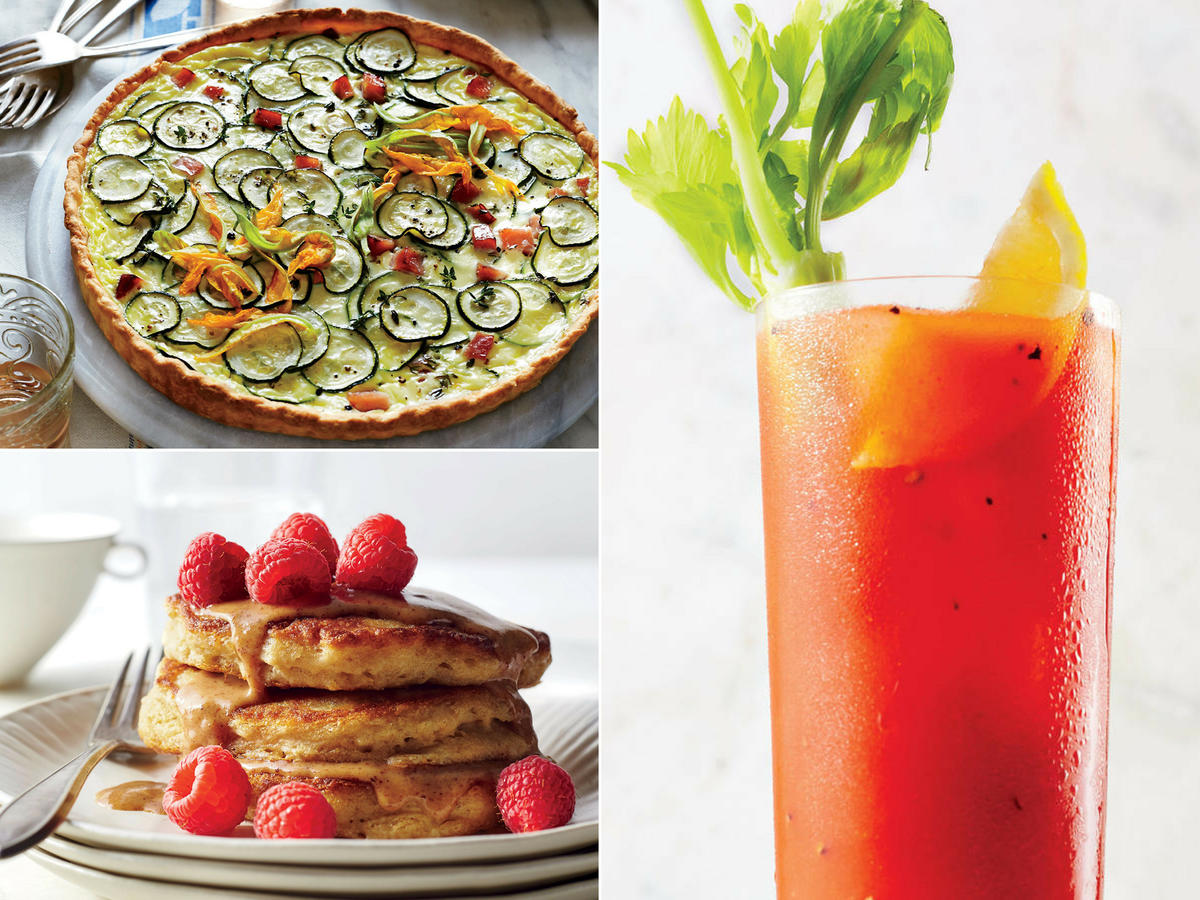 Make Mom a Delicious Mother's Day Brunch